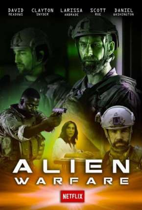 Guerra contra Aliens Filme Torrent Download