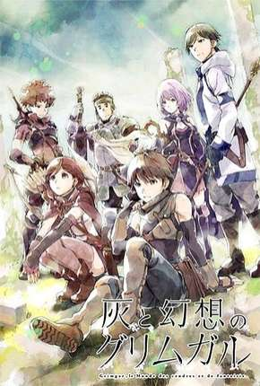 Hai to Gensou no Grimgar - Legendado Anime Torrent Download