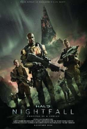 Halo - Nightfall Série Torrent Download