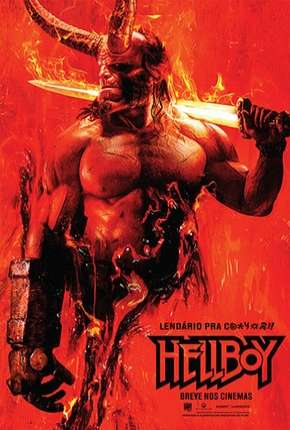 Hellboy - Legendado CAM torrent download
