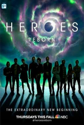 Heroes Reborn Série Torrent Download