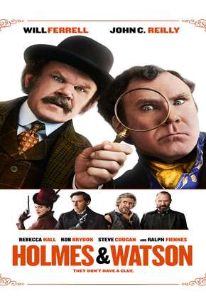 Holmes e Watson - Legendado Filme Torrent Download