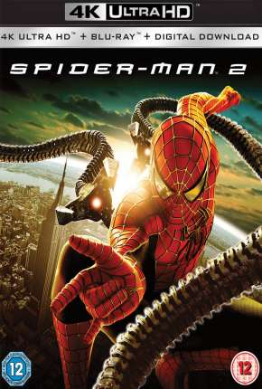 Homem-Aranha 2 4K Filme Torrent Download