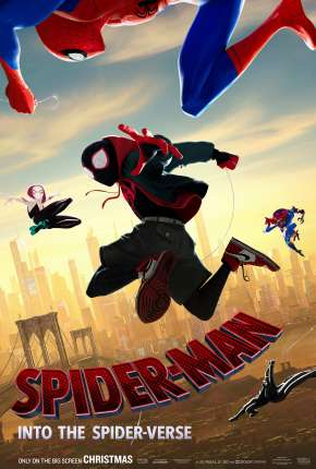 Homem-Aranha No Aranhaverso 3D Filme Torrent Download