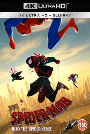 Homem-Aranha - No Aranhaverso 4K Legendado Filme Torrent Download