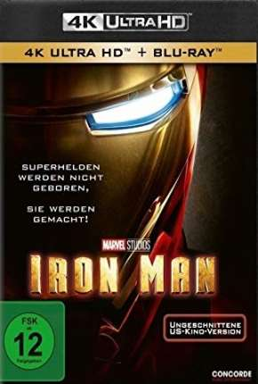 Homem de Ferro 4K Filme Torrent Download