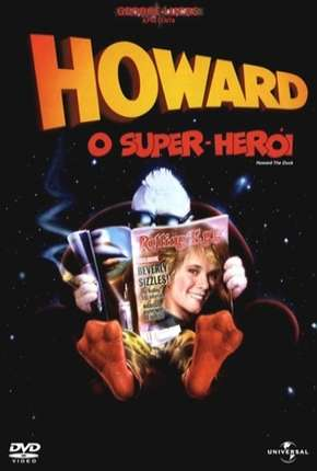 Howard - O Super-Herói Filme Torrent Download