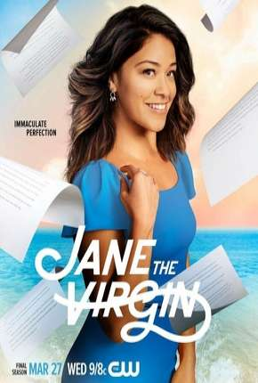 Jane the Virgin - 5ª Temporada Legendada Série Torrent Download