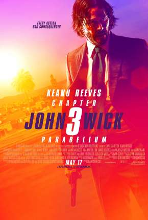 John Wick 3 - Parabellum - CAM TS Filme Torrent Download