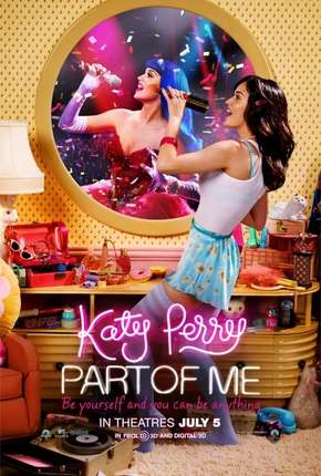 Katy Perry - Part of Me Filme Torrent Download