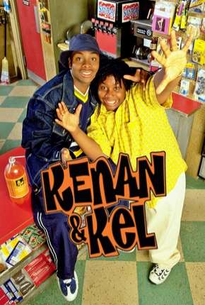 Kenan e Kel - Todas as Temporadas Completas Série Torrent Download