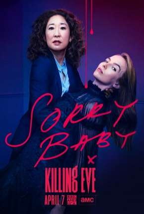 Killing Eve - 2ª Temporada Legendada Série Torrent Download