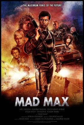 Mad Max - Trilogia Clássica Filme Torrent Download