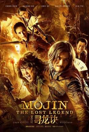 Mojin - A Lenda Perdida BluRay Filme Torrent Download