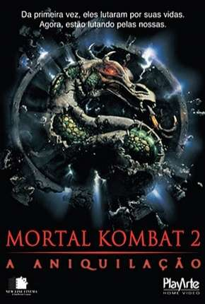 Mortal Kombat 2 - A Aniquilação BluRay Filme Torrent Download