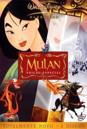 Mulan Duologia - Todos os Filmes Filme Torrent Download
