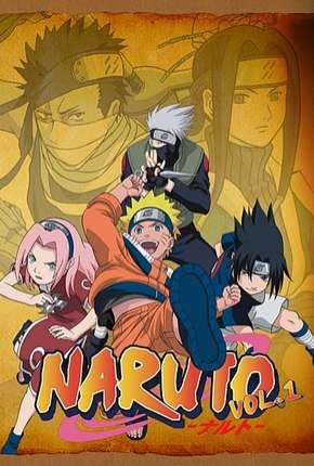 Naruto - Completo com Todas as Temporadas Anime Torrent Download