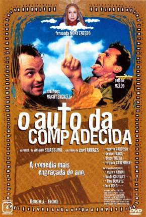 O Auto da Compadecida HD Série Torrent Download