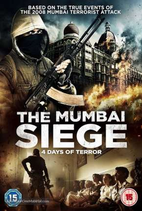 O Cerco de Mumbai - 4 Dias de Terror Legendado Filme Torrent Download
