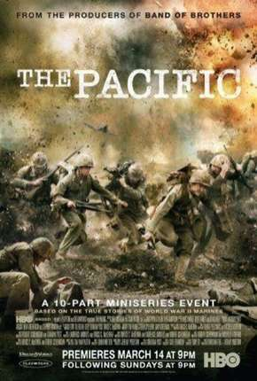 O Pacífico - The Pacific Completa Série Torrent Download