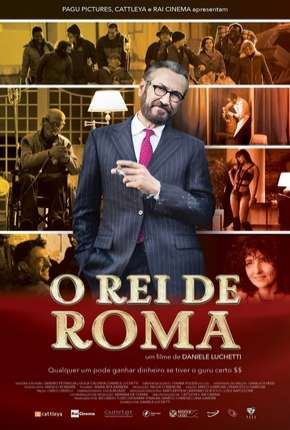 O Rei de Roma - Legendado Filme Torrent Download
