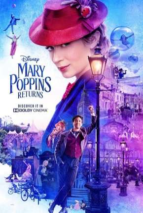 O Retorno de Mary Poppins Filme Torrent Download