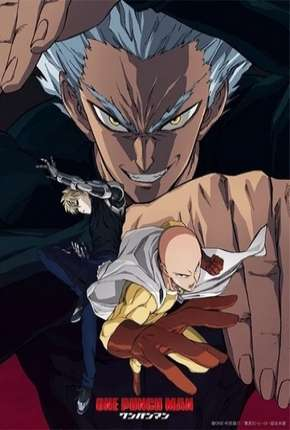 One Punch Man 2ª Temporada - Legendada Completa Anime Torrent Download