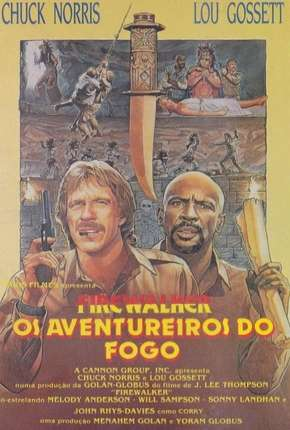 Os Aventureiros do Fogo Filme Torrent Download