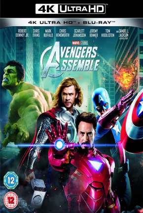 Os Vingadores 4K Filme Torrent Download