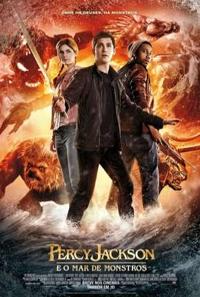 Percy Jackson e o Mar de Monstros torrent download