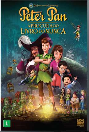 Peter Pan À Procura do Livro do Nunca Full HD Filme Torrent Download