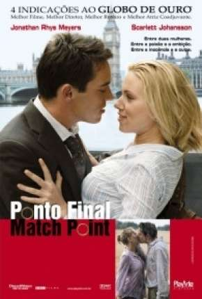 Ponto Final - Match Point Filme Torrent Download