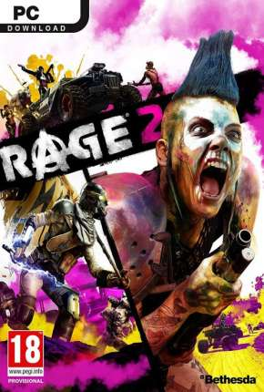 Rage 2 Jogo Torrent Download