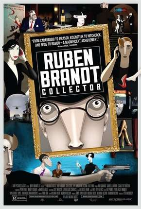 Ruben Brandt, O Colecionador - Legendado Filme Torrent Download