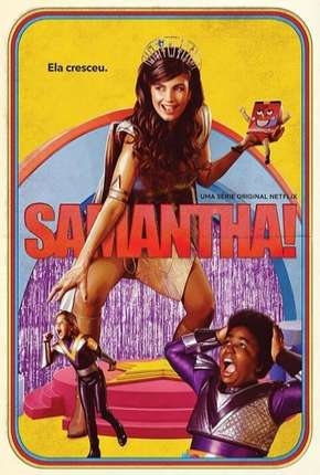 Samantha! -  2ª Temporada Série Torrent Download