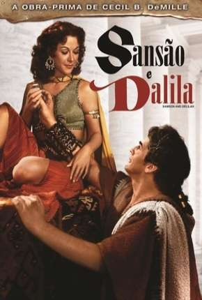 Sansão e Dalila Filme Torrent Download