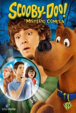 Scooby-Doo 3 - O Mistério Começa Filme Torrent Download