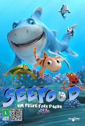 Seefood - Um Peixe Fora Dágua BluRay Filme Torrent Download