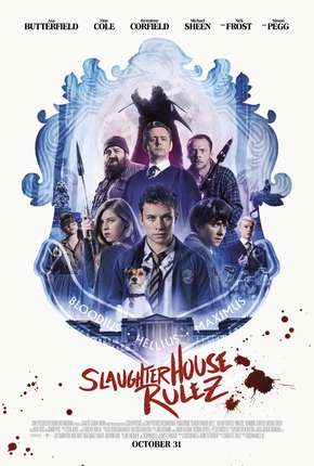 Slaughterhouse Rulez - Legendado Filme Torrent Download