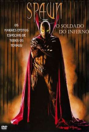 Spawn - O Soldado do Inferno BluRay Filme Torrent Download