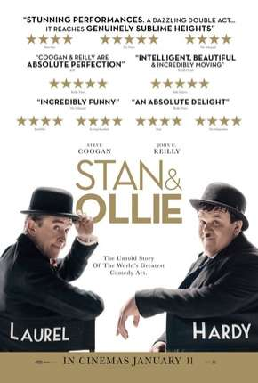Stan e Ollie - O Gordo e O Magro Legendado Filme Torrent Download