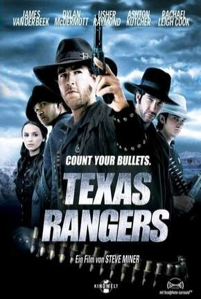 Texas Rangers - Acima da Lei Filme Torrent Download