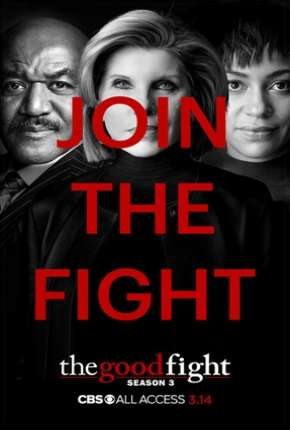 The Good Fight 3ª Temporada - Legendada Série Torrent Download