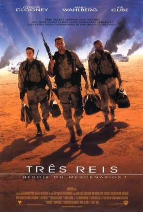 Três Reis - Three Kings Filme Torrent Download