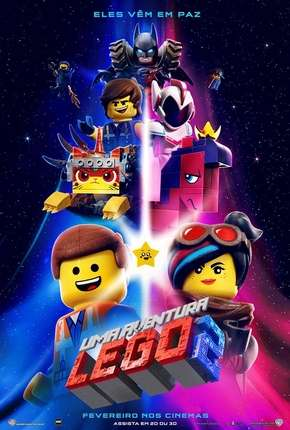 Uma Aventura LEGO 2 - Legendado Filme Torrent Download
