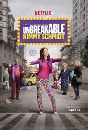 Unbreakable Kimmy Schmidt - 2ª Temporada Série Torrent Download