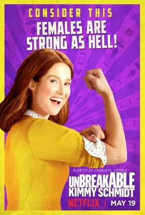 Unbreakable Kimmy Schmidt - 3ª Temporada Completa Série Torrent Download
