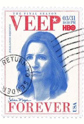 Veep - 7ª Temporada Série Torrent Download