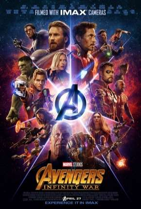 Vingadores - Guerra Infinita BluRay Filme Torrent Download