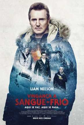 Vingança a Sangue Frio - CAM Filme Torrent Download